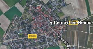 CERNAY LES REIMS TERRAINS