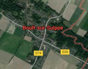 BOULT SUR SUIPPE 31.01