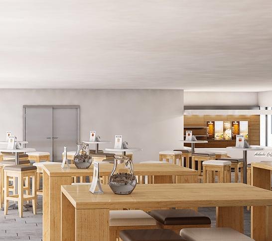 constructeur bâtiment restaurant