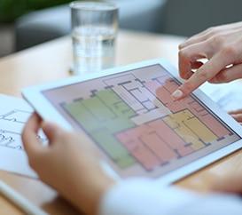 Plan de construction de maison sur mesure