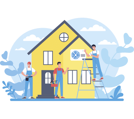 Service apres vente maison