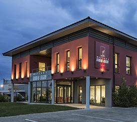 Siege social constructeur maison aube Babeau-seguin