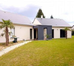 Versium - maison contemporaine