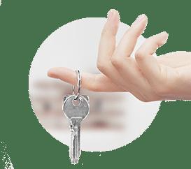 Remise de clés construction de Maison