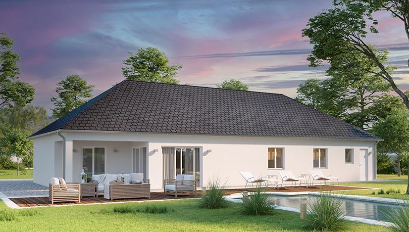 Intimity en i maison avec terrasse