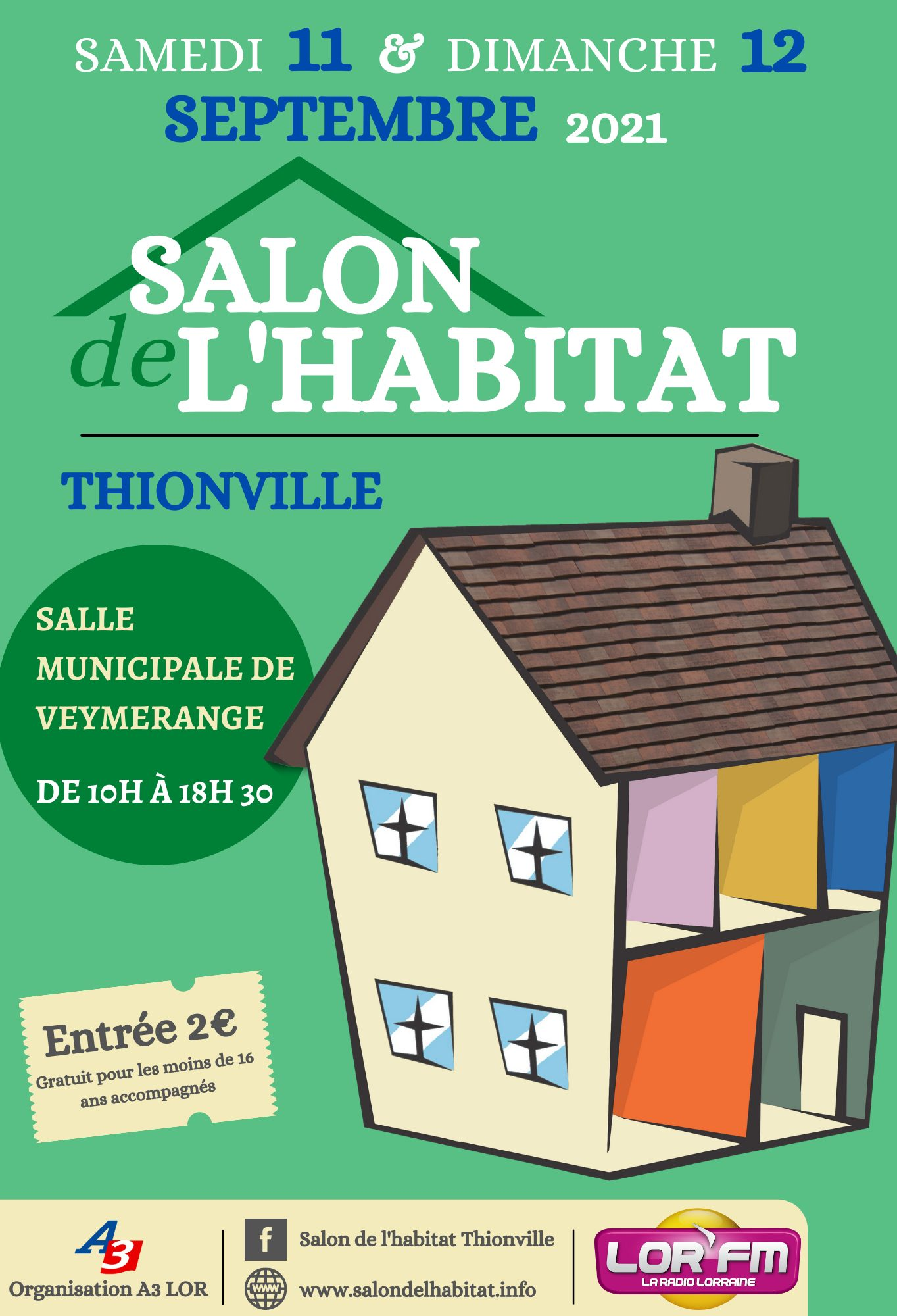 salon habitat thionville