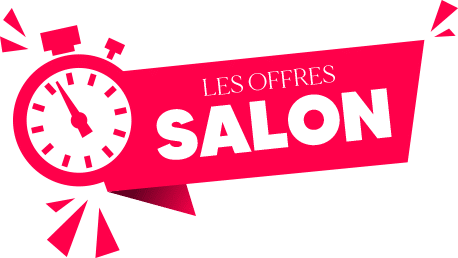 Offre speciale salon